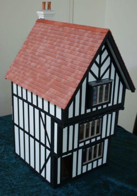 Arden House Finished - 1/24th scale